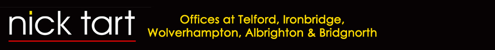 Get brand editions for Nick Tart Estate Agents, Telford Sales