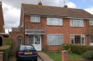 semi detached home to rent in Downs Crescent, Haverhill