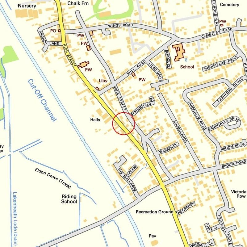 8 Bedroom Residential Development For Sale In High St