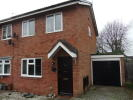 2 bed semi detached house to rent in The Larches, Kingsbury...