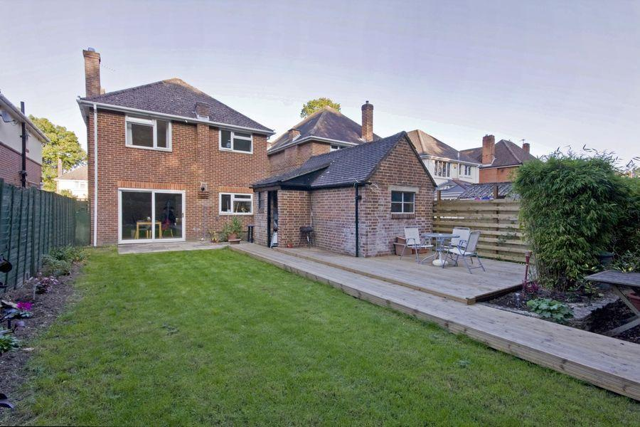 3 Bedroom Detached House For Sale In Bradpole Road Queens Park Bh8