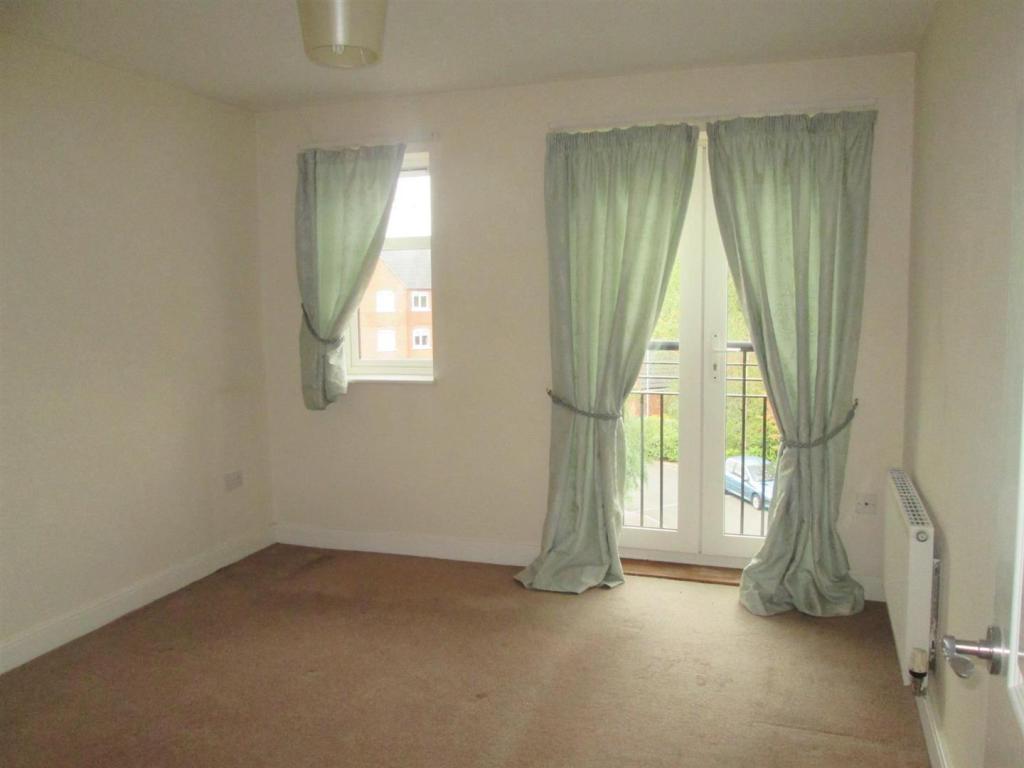 Bedroom with Juliet