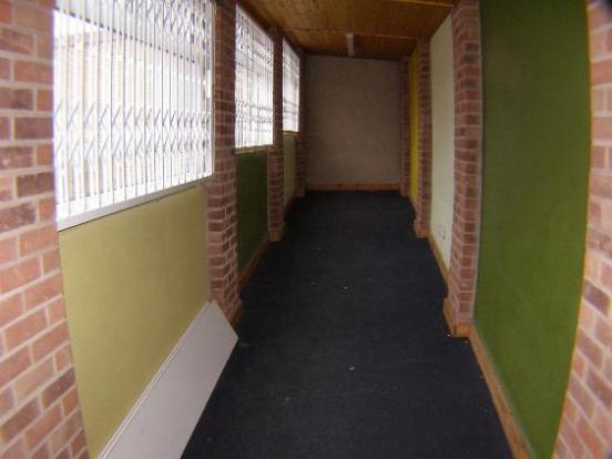 Former passageway