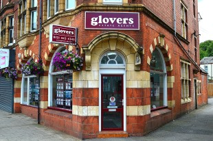 Glovers Estate Agents, Kings Heath Birminghambranch details