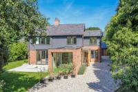 Detached house for sale in Ayot Green, Welwyn...