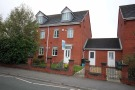 semi detached property in Moss Lane, Burscough...