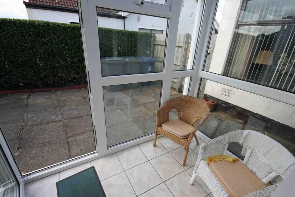 UPVC Rear Porch