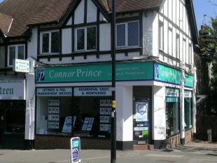 Connor Prince, Worcester Parkbranch details