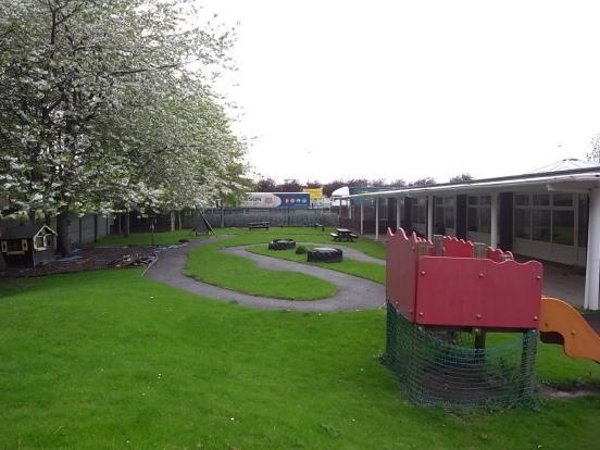 External play area