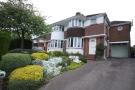 semi detached property in Guildford Road, Horsham