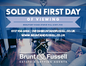 Get brand editions for Brunt & Fussell, Bristol