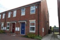 Terraced home for sale in Fenland Court...
