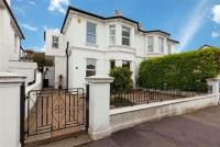 5 bed semi detached property in Westbourne Gardens Hove...