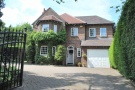 Detached home in Hill Top Avenue...