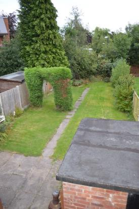 garden from bedroom