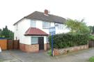semi detached house for sale in Lodge Crescent...