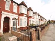 Terraced property in St Ann's Road, Haringey