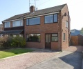 3 bed semi detached house for sale in Castlefields, Leominster...