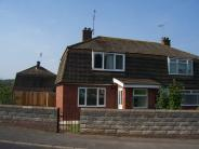 semi detached house for sale in Atlantic Place, Barry...