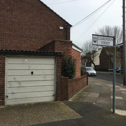 Garage to rent in clarendon street portsmouth hampshire po1 po1 - 100 clarendon street garage ...