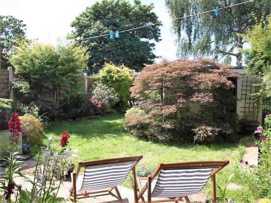 Rear Garden Images