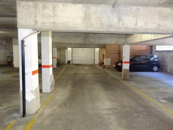 Inside Carpark