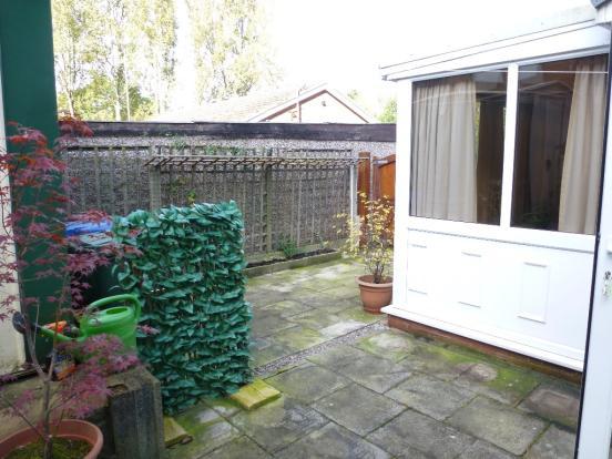 Rear Garden Pic 1