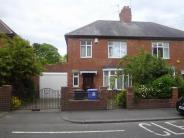 3 bed home in Mitford Road, Morpeth