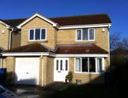 4 bed house in De Merley Gardens...