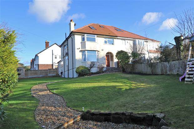 Hilbre Island House For Sale