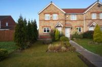 3 bed semi detached home in The Croft, Greencroft...