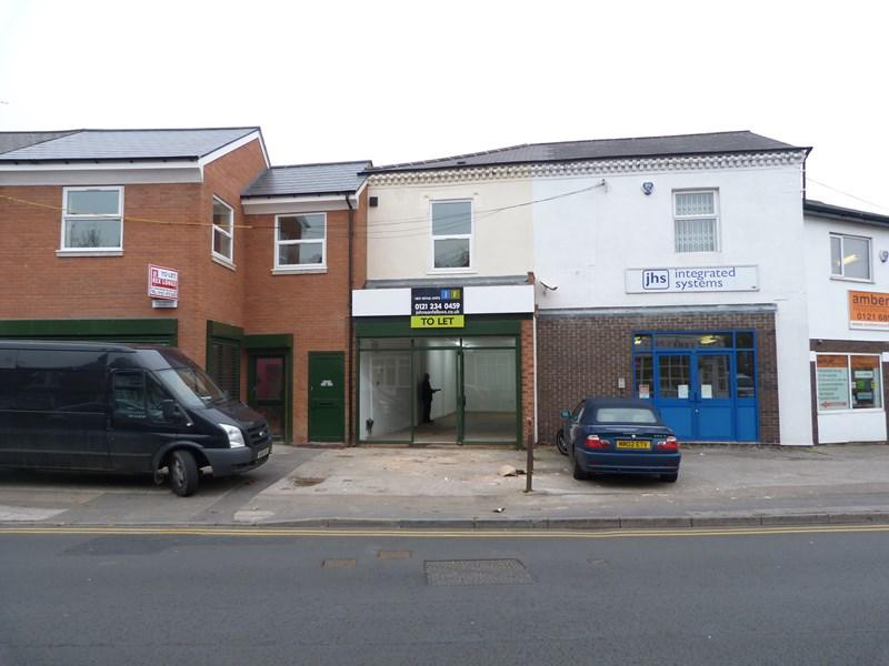 Commercial Property To Let In Selly Oak