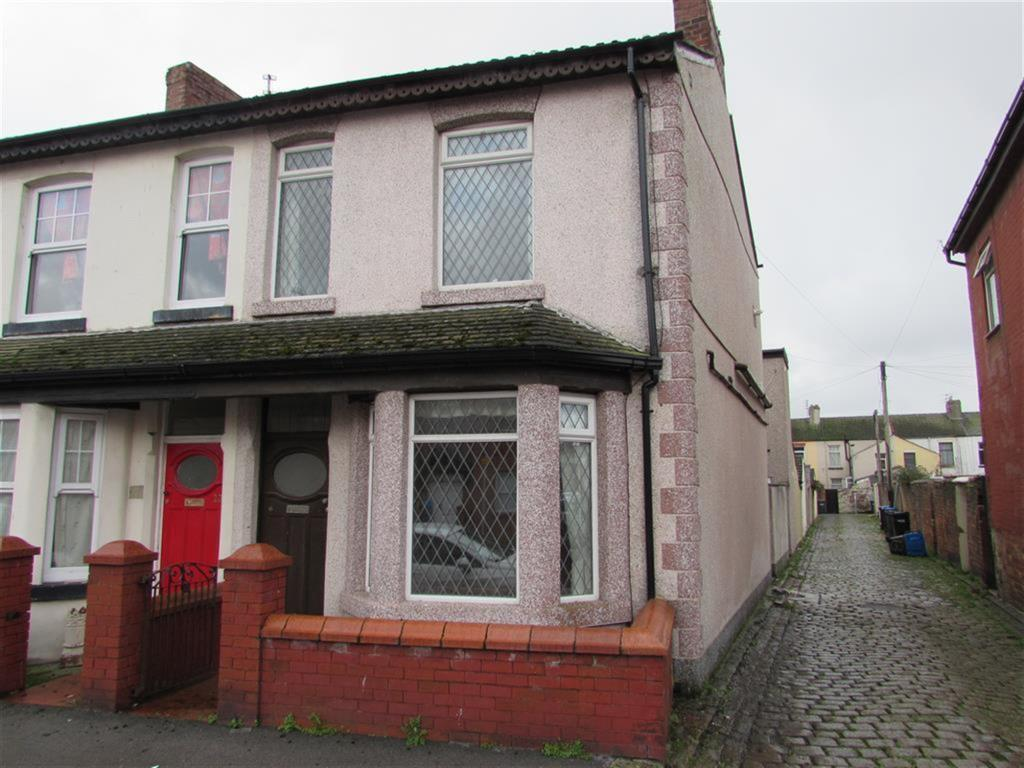 Front Elevation With Bay Window : Bedroom house for sale in pharos street fleetwood fy