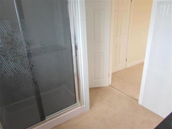 En-Suite Shower View