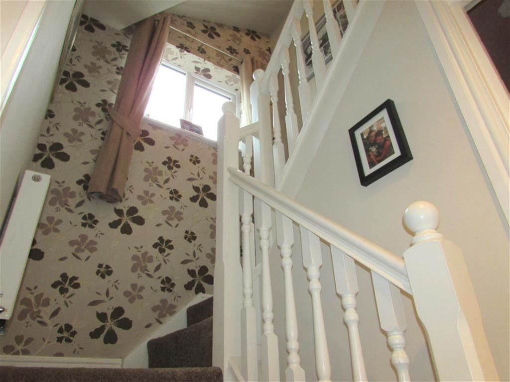 Split Level Staircas