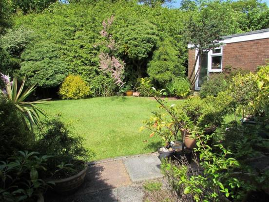 Rear Garden View One