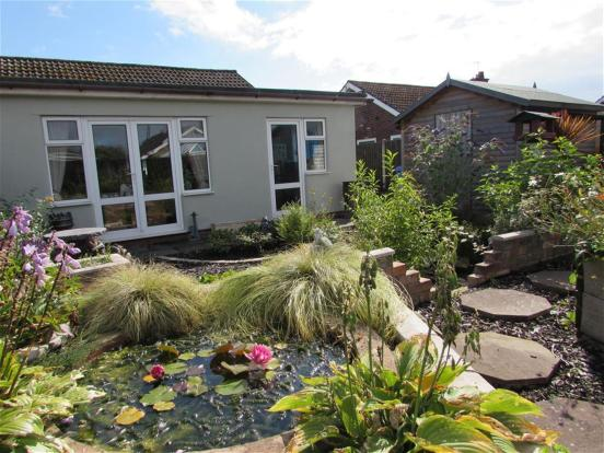 Rear Garden View Thr