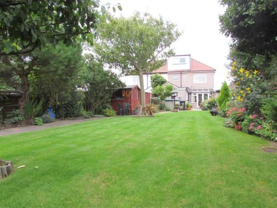 Rear Garden View Fou