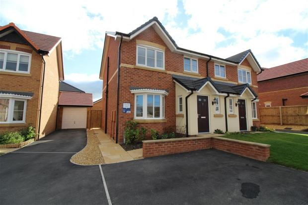 3 Bedroom House For Sale In Cambridge Close Staining Blackpool Fy3