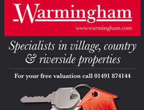 Get brand editions for Warmingham & Co, Goring-on-Thames