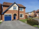 4 bed Detached home for sale in Suffield Crescent...