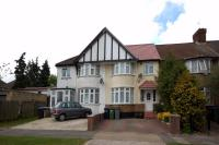 Terraced house for sale in Victoria Avenue, WEMBLEY...