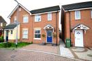 2 bedroom semi detached home for sale in Hill House Drive...