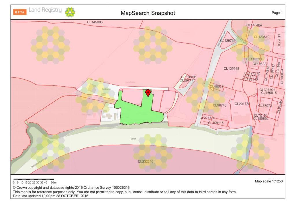 Map Plan (Green)