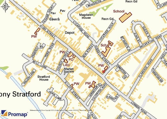 Commercial Property For Sale Stony Stratford