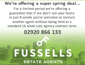 Get brand editions for Fussells Estate Agents, CAERPHILLY