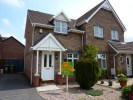 semi detached house in Stryd Hywel Harris...
