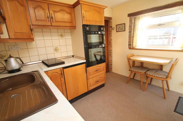 Cottage Kitchen: