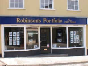 Robinsons Portfolio, Bury St Edmundsbranch details