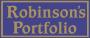 Robinsons Portfolio, Bury St Edmunds logo